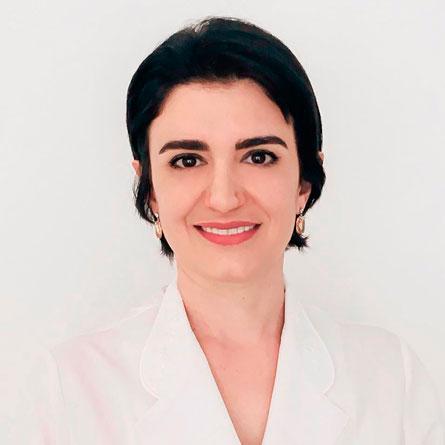 Dra. Francine Rossa da Silva